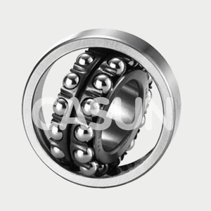 Stainless Self-aligning ball bearings